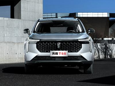 奔腾T55牛犇版正式上市 售10.49-11.29万元