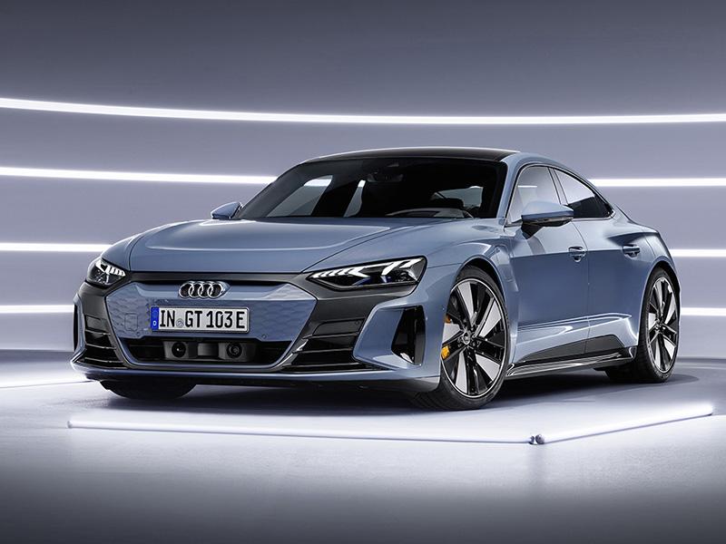 2022款奥迪e-tron GT quattro