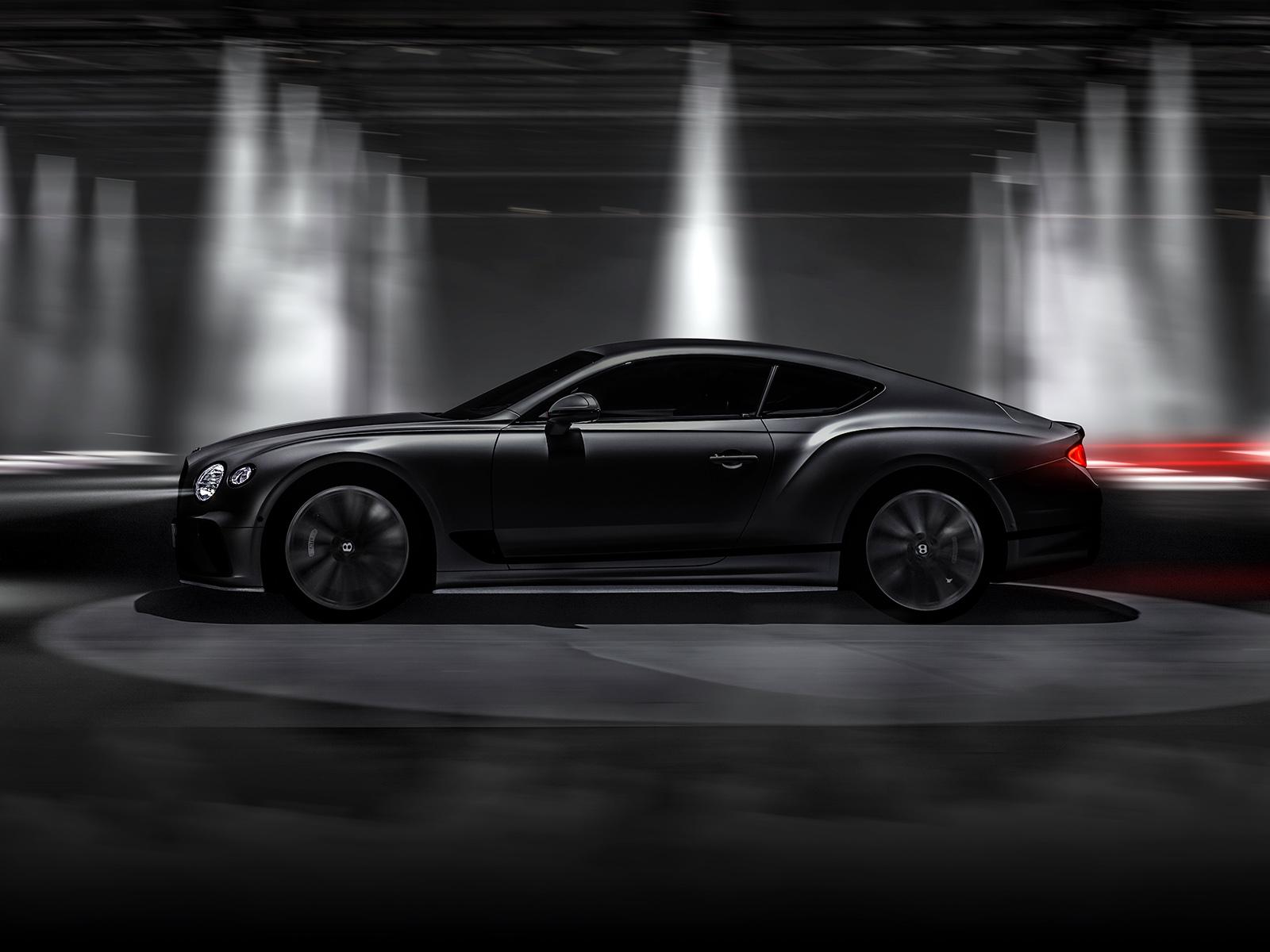 2022款宾利GT Speed