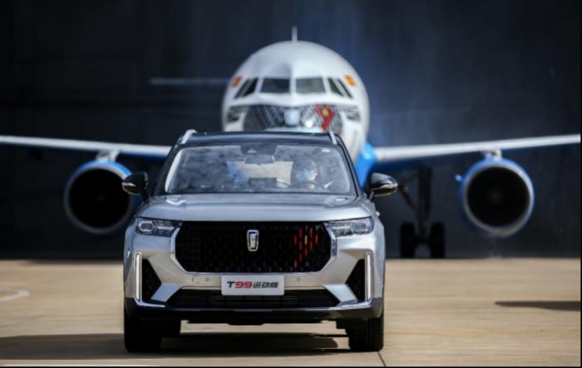 C-NCAP结果出炉 奔腾T99获五星安全评级