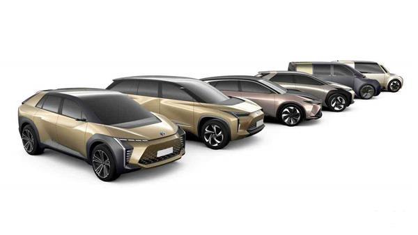 最重磅车型之一!丰⽥EV上海车展全球首发