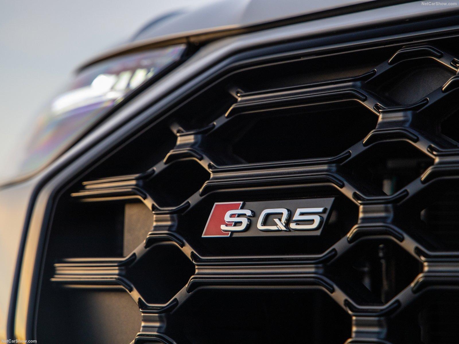 5.3秒破百!全新奥迪SQ5车型正式上市售价63.28万元