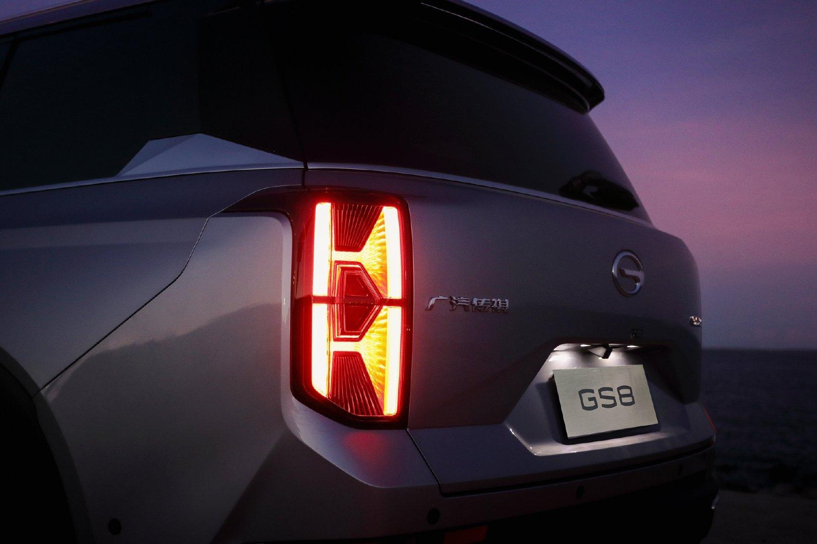 丰田混动加持续航超1000KM 广汽传祺全新GS8发布