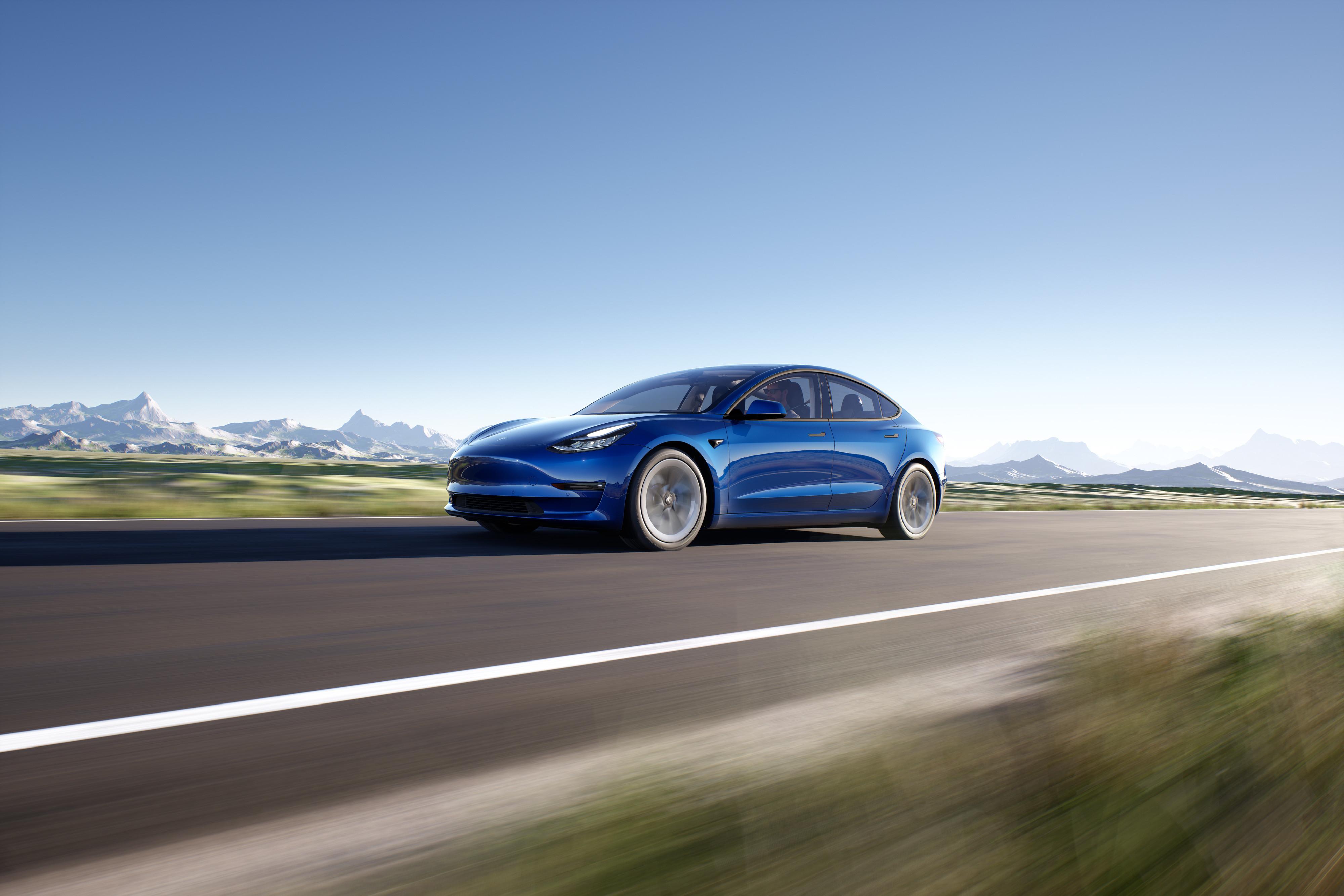 20万的特斯拉还远么 Model 3再降15000元