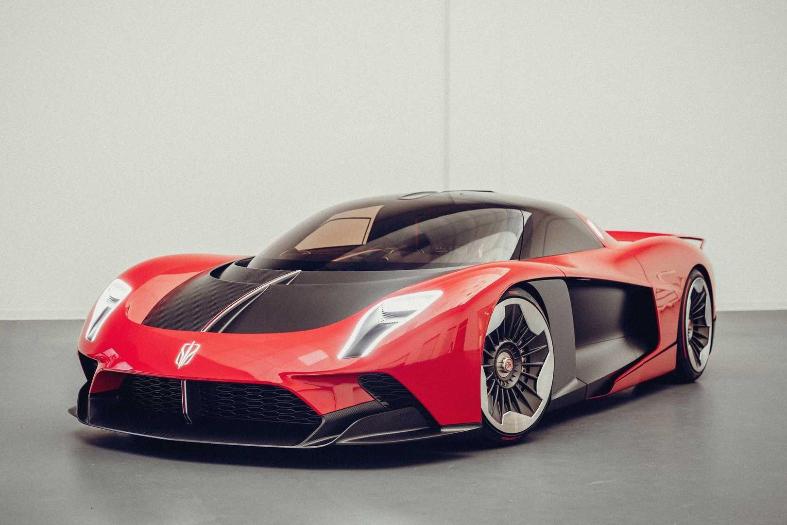 百公里加速1.9秒的红旗 S9即将亮相米兰设计周