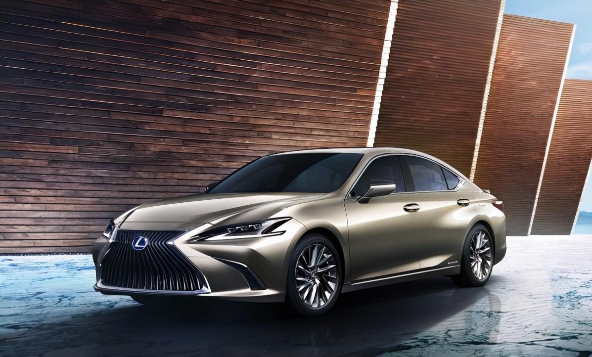 29.49万起售 新款雷克萨斯ES车型正式上市