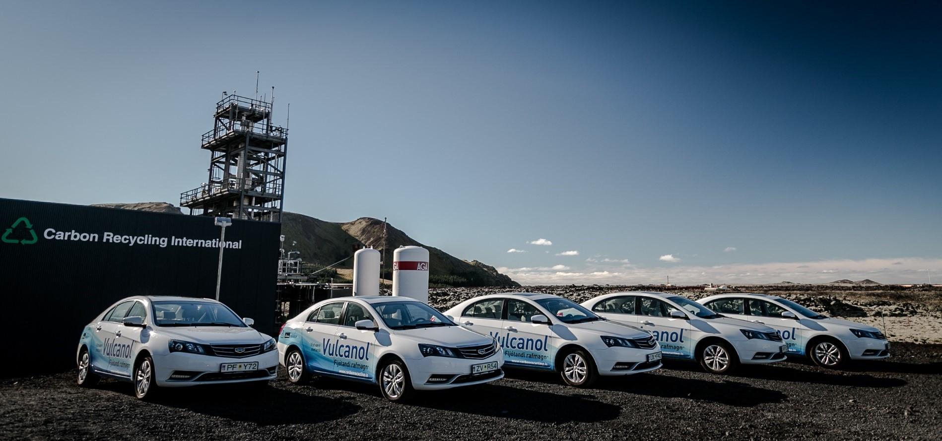 默默耕耘 吉利甲醇乘用车总运行里程达80亿公里