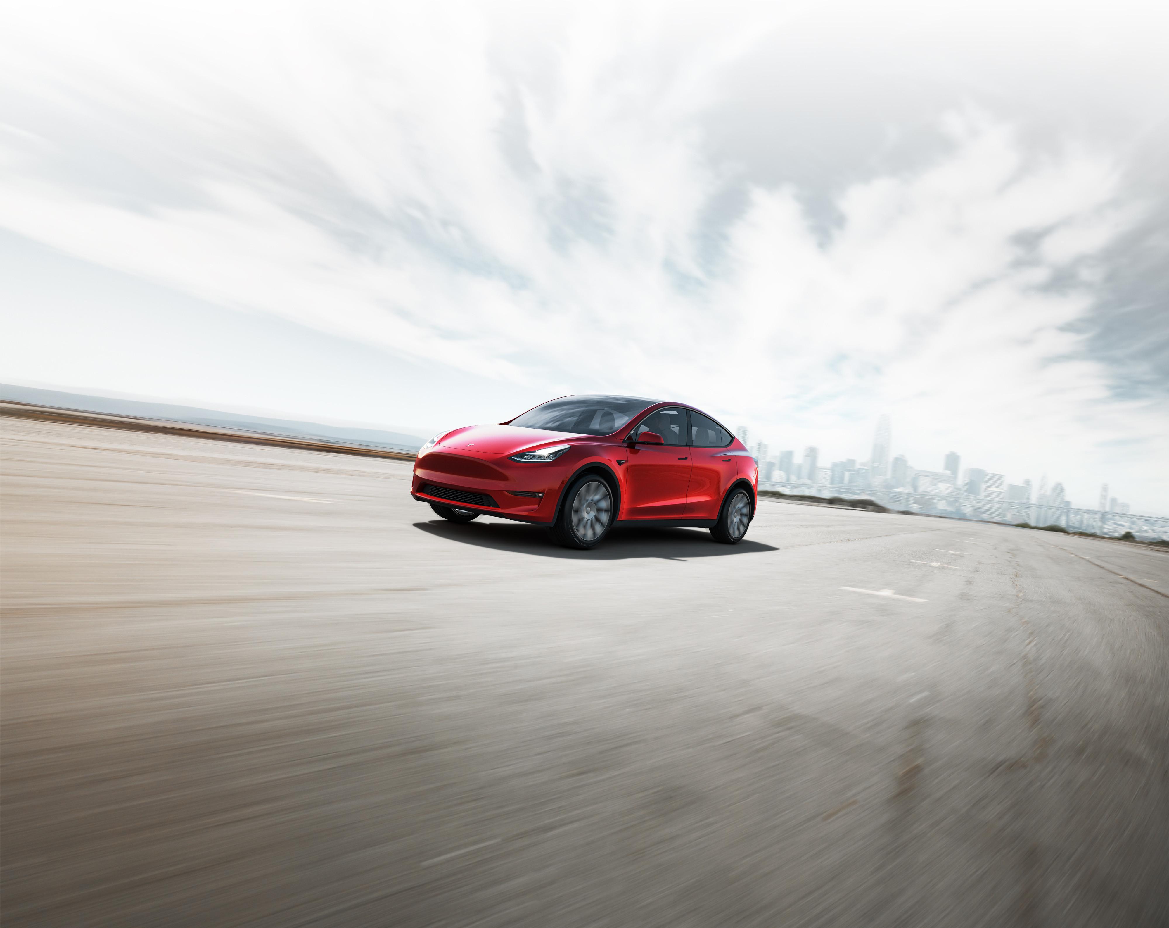 特斯拉官方加速包 Model Y长续航版加速更快