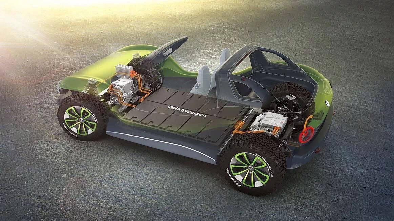 大众计划推出可与牧马人竞争的电动越野车型