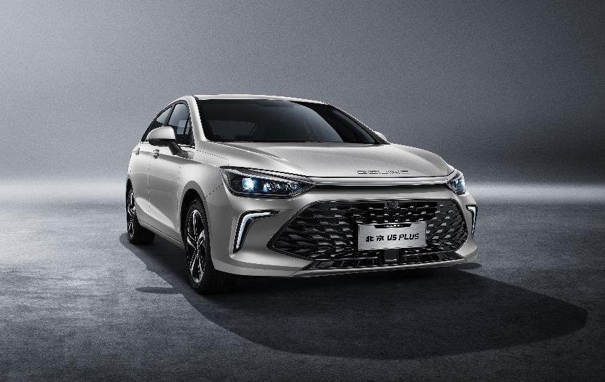 预售价格7万起 北京汽车U5 PLUS 9月23日上市