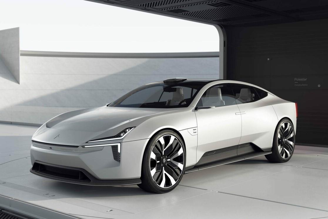 两款SUV 极星发布旗下全新系列车型预告图