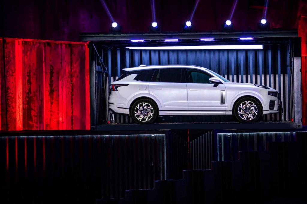 轻混与插混车型同步上市,领克09重新定义豪华中大型SUV